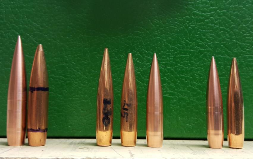 Full Review of the New FlatLine Bullets by Jeff VanNiel