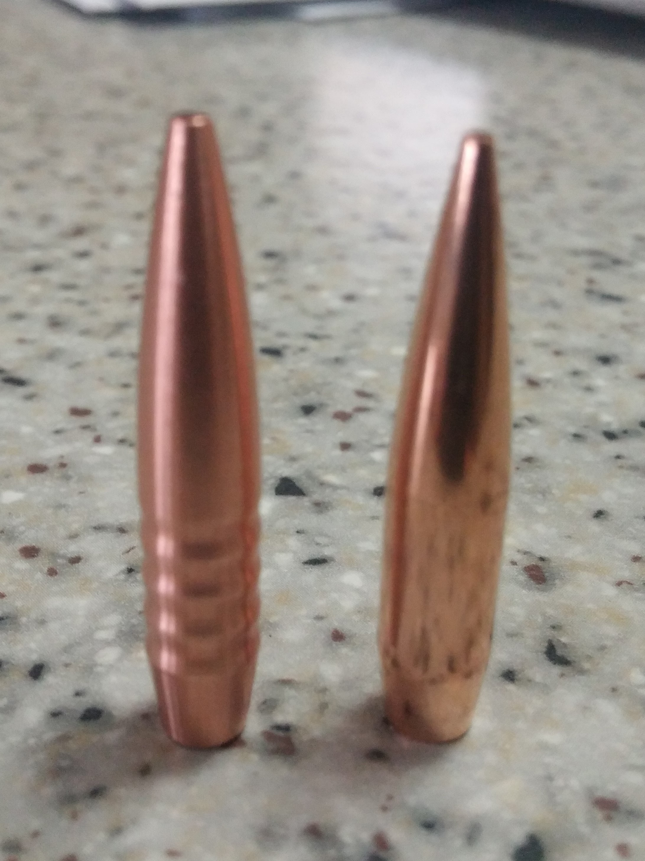 Hammer 125 gr 6 5 Solid Copper Bullets Review by Joel