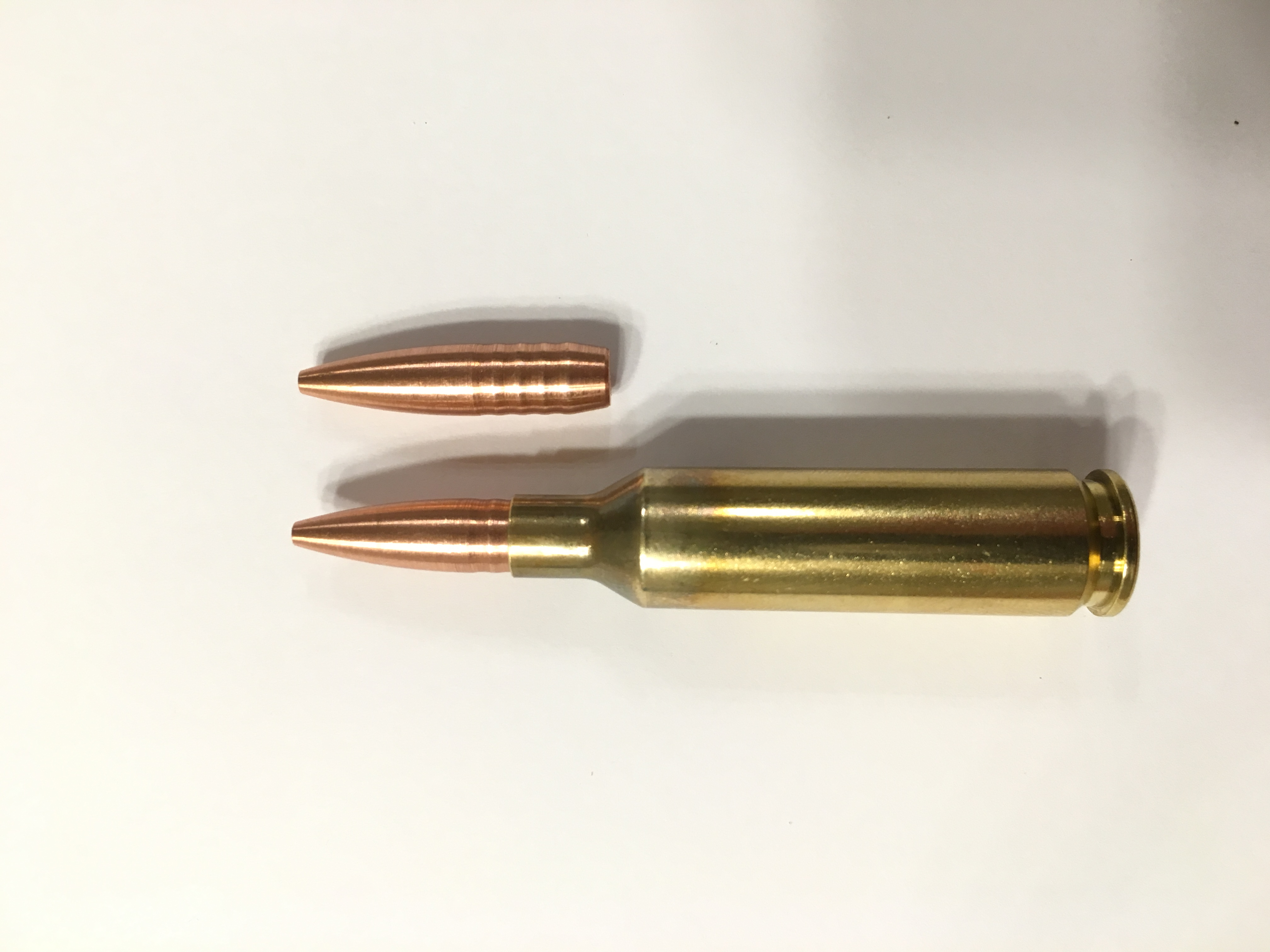 6mm ( 243) 80 gr HAMMER Bullet review by Justin Hyer - Long