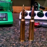 Bench Test 300 Win Mag VS 30 Nosler by LRO Editor Jeff Brozovich